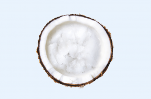 What is the best way to melt coconut oil?