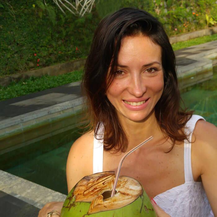 I am Erika, the creator of the Coconut Queendom