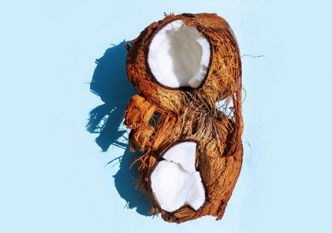 Is cooking with coconut oil healthy?