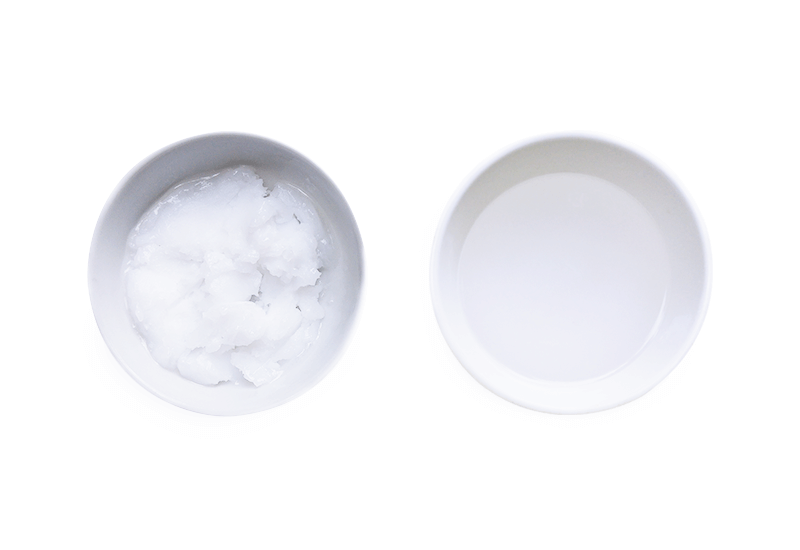 How to use coconut oil for different things
