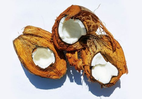 how to make cold-pressed coconut oil